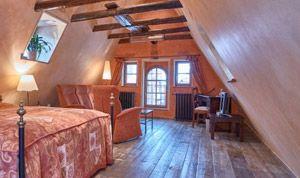 Stork's nest Suite room No. 34