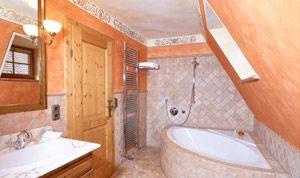 Bathroom of room No. 34