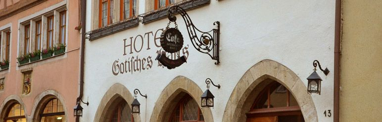 Mittelalterliches Flair in Rothenburg