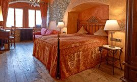 Historic rooms in Rothenburg