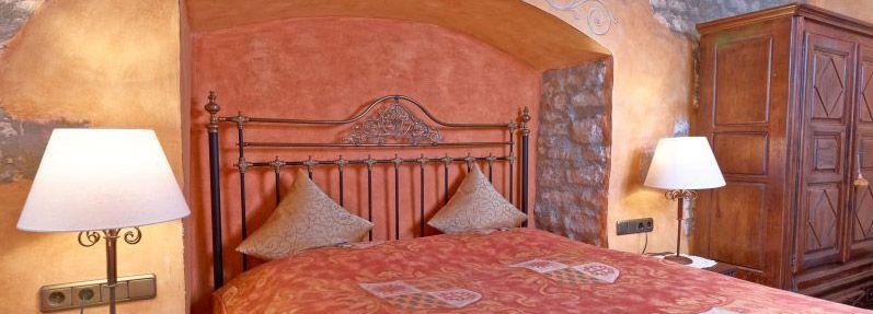 Zimmer 12 historisch eingerichtet