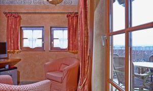 Zimmer 30 mit Balkon