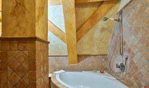 Badewanne von Zimmer 31