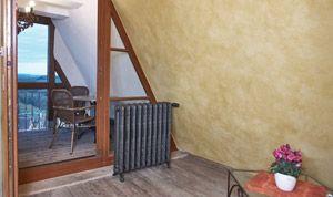 Balkon von Zimmer 34